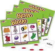 Trend T6063 Games Bingo - Picture Words