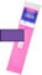 """Dennecrepe 3940 Purple Crepe Paper - 20"""" x 7.5 ft"""