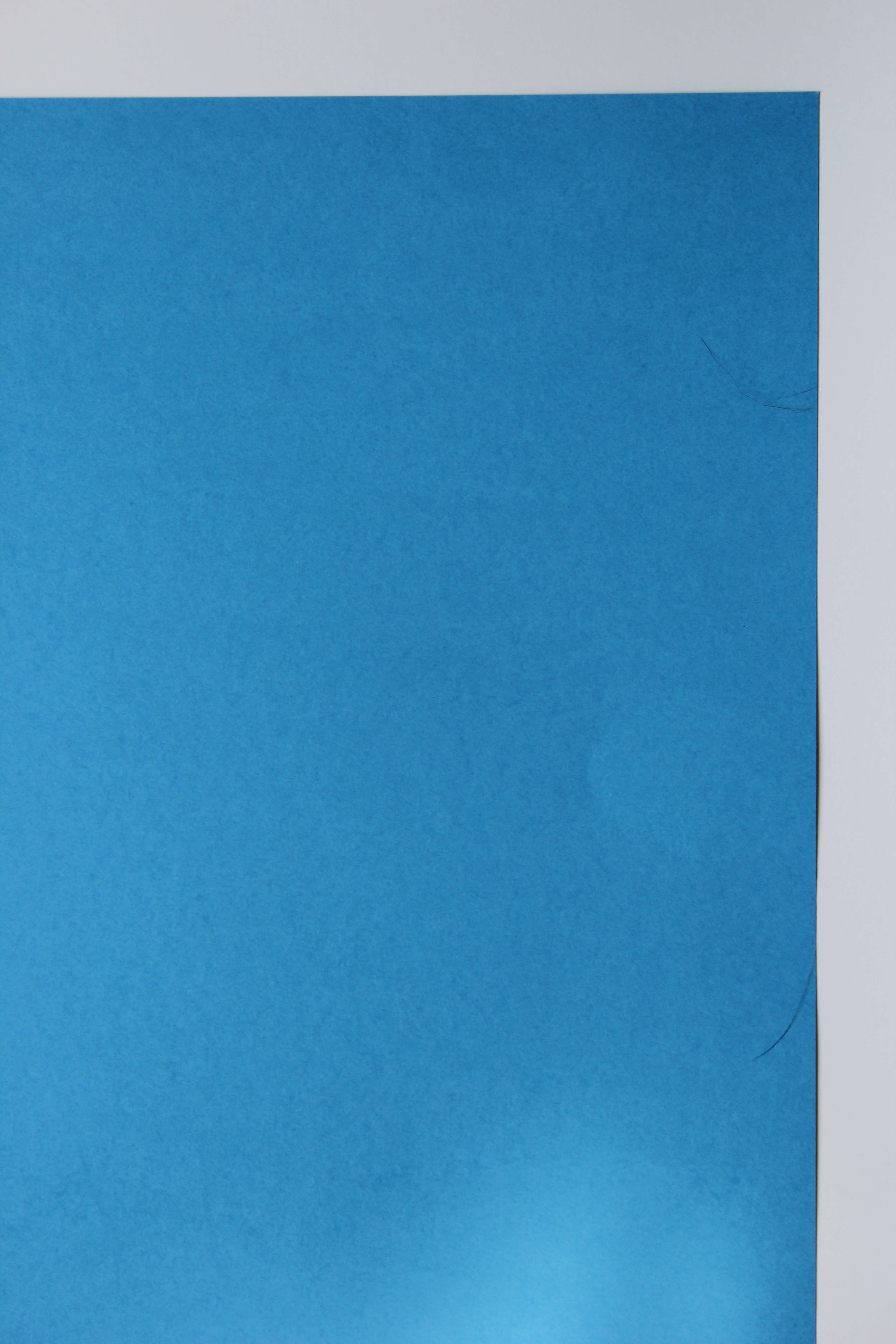 """0222 108 2 Ply Blue Deluxe Bristol Board - 22"""" x 28"""""""