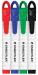 Staedtler 35712 Triplus Dry Erase Marker Red - Chisel