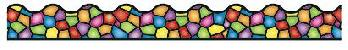 "Trend T92136 Terrific Trimmers Stained Glass - 2 1/4"" x 39"""