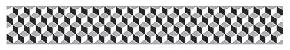 "Trend T85122 Bolder Borders Winter Wonderland - 3"" x 39"""