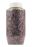 School Source 71100 Glitter Shaker Assorted Colours - 4oz