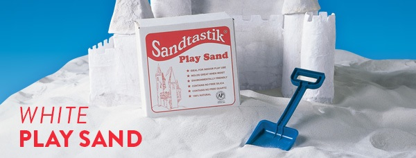 SPR-Sand (White and Coloured)